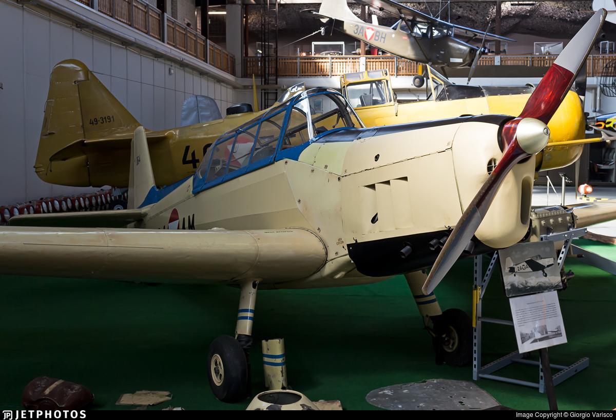 2A-AM - Zlin Z-126T - Austria - Air Force