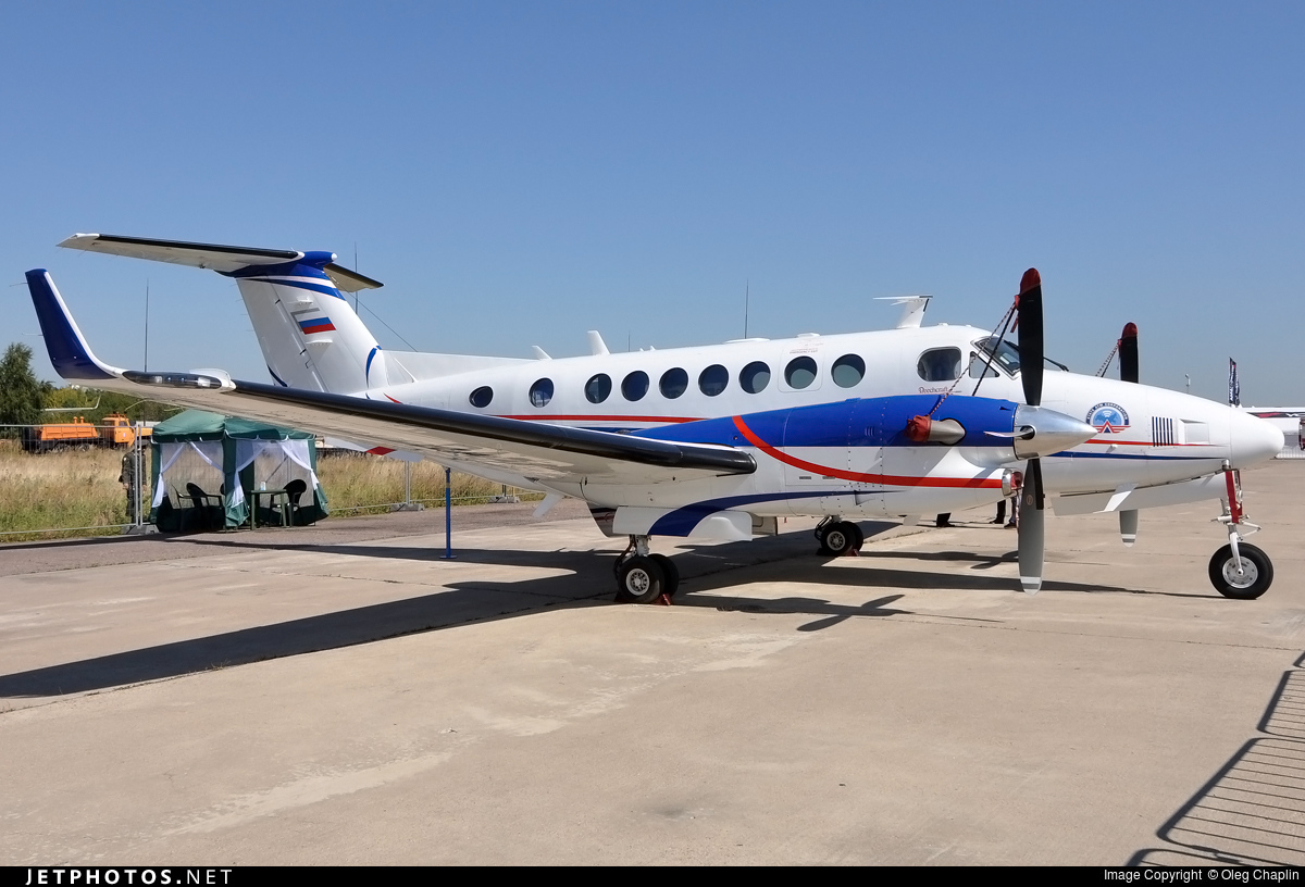 RA-02814 - Beechcraft B300 King Air 350i - State ATM corporation