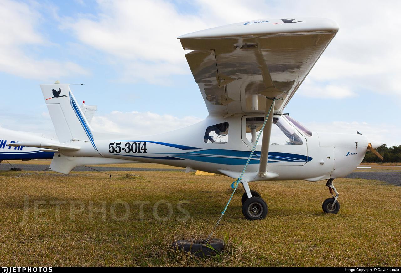 55-3014 - Jabiru LSA 55/3J - Private