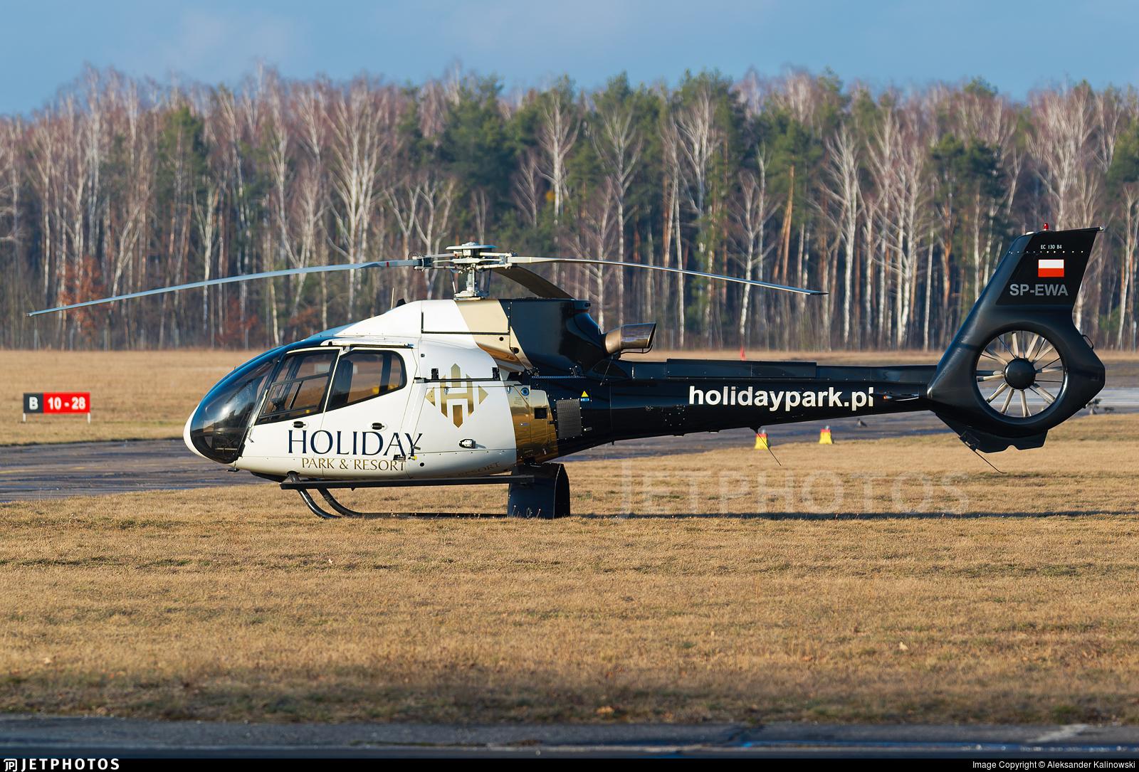 SP-EWA - Eurocopter EC 130B4 - Private