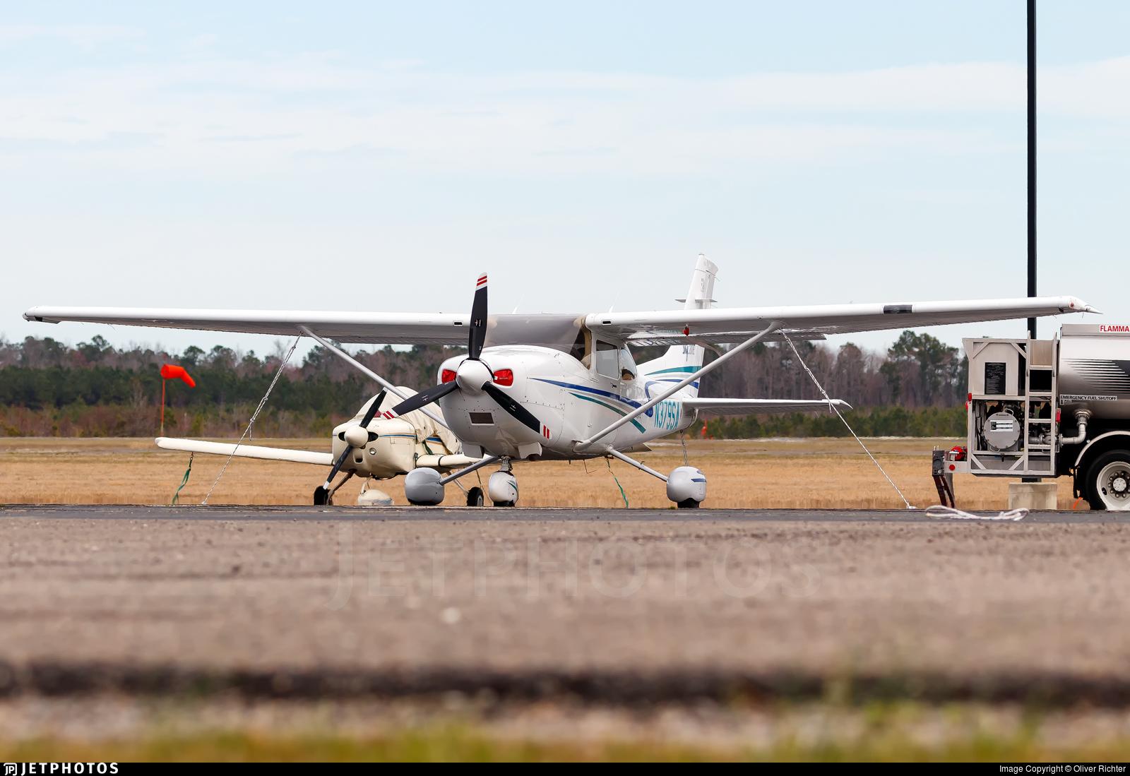 N379SA - Cessna T182T Turbo Skylane - Curtis Eads Flight School