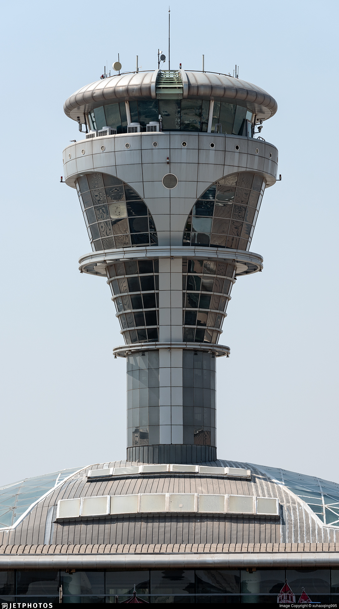 ZSQD - Airport - Control Tower