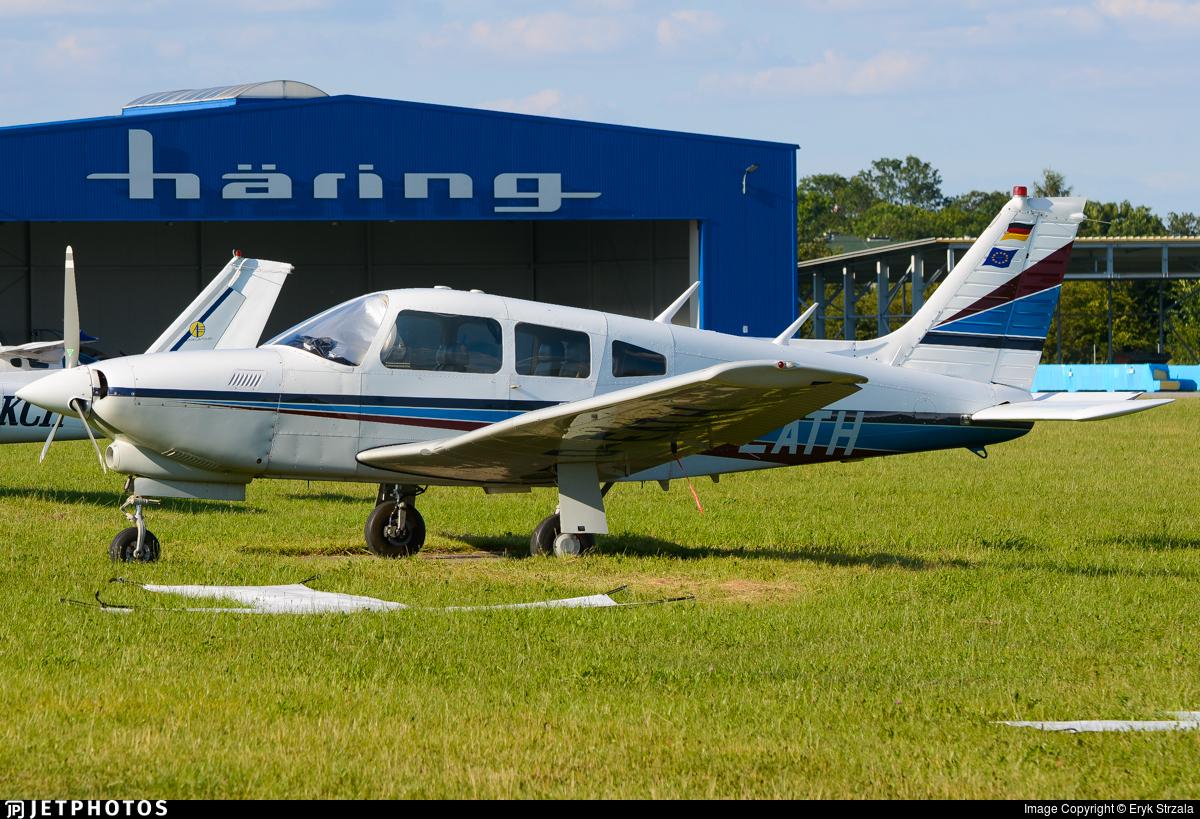 D-EATH - Piper PA-28R-201T Turbo Arrow III - Air Alliance
