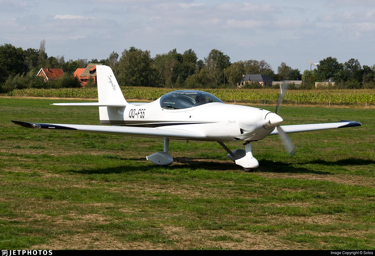 OO-F55 - Impulse Aircraft 100 - Private