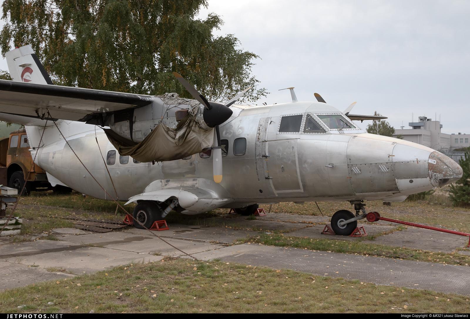 YL-KAE - Let L-410UVP Turbolet - Concors Aircompany