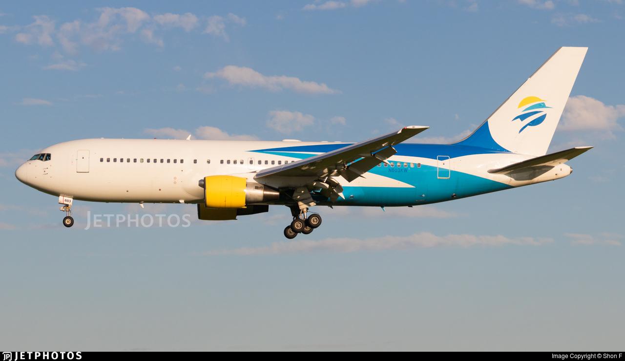 N603KW - Boeing 767-246 - Eastern Air Lines