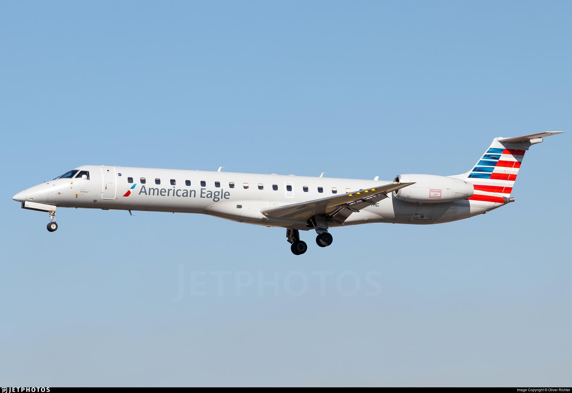 N688AE - Embraer ERJ-145LR - American Eagle (Envoy Air)