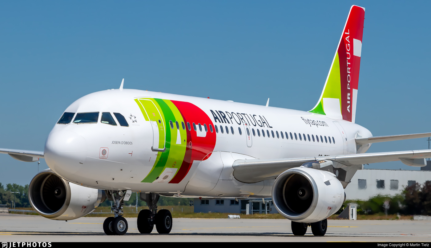 CS-TTP - Airbus A319-111 - TAP Air Portugal