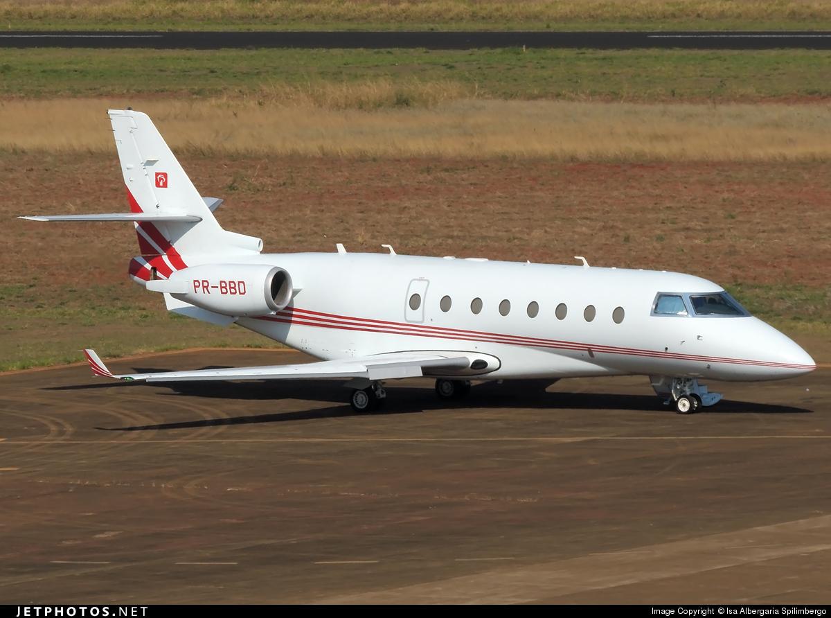 PR-BBD - Gulfstream G200 - Private