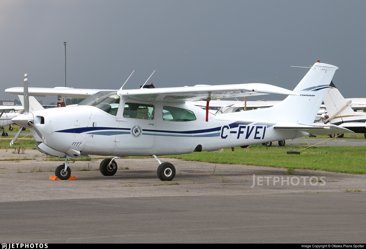 C-FVEI - Cessna 210L Centurion - Private