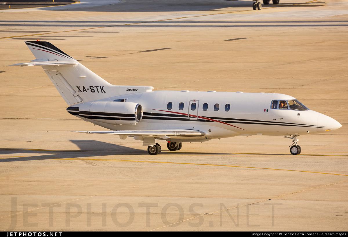 XA-STK - Hawker Beechcraft 800XP - Private