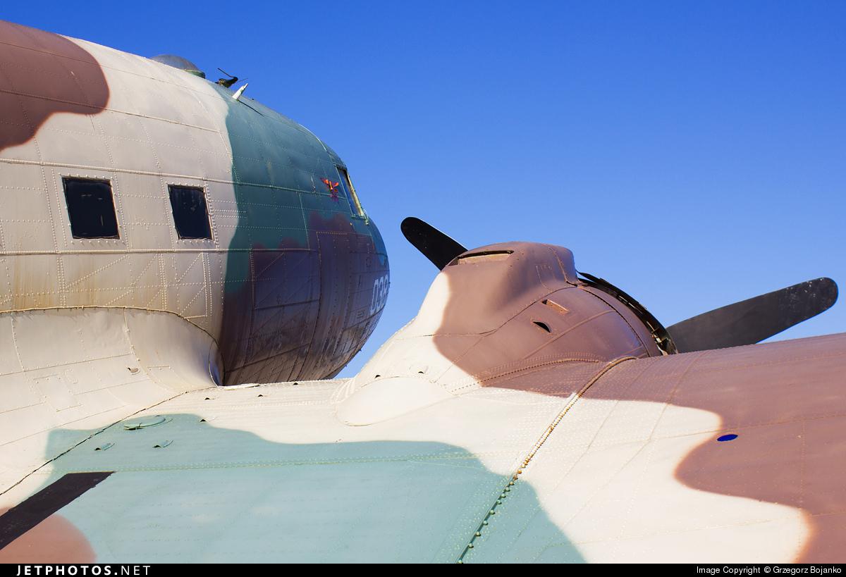 038 - Douglas C-47B Skytrain - Israel - Air Force