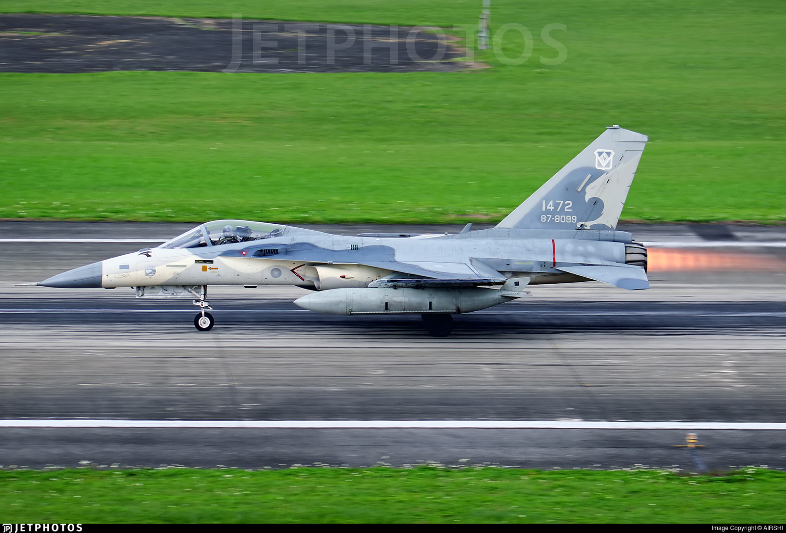 1472 - AIDC F-CK-1C Ching Kuo - Taiwan - Air Force