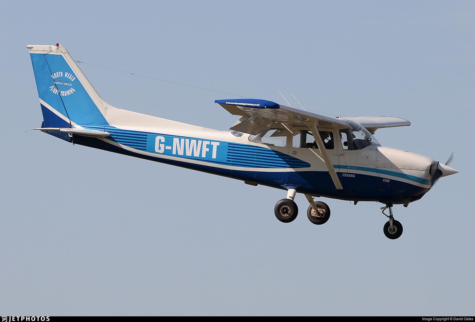 G-NWFT - Reims-Cessna F172N Skyhawk - North Weald Flight Training