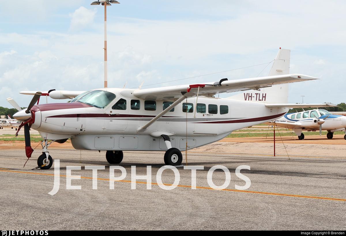 VH-TLH - Cessna 208B Grand Caravan - Broome Air Services
