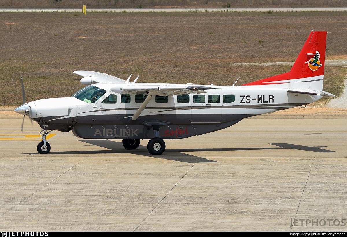 ZS-MLR   Cessna 208B Grand Caravan EX   Airlink   Otto Weydmann