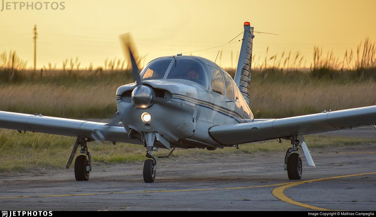 LV-LMI - Piper PA-28R-201 Arrow II - Private