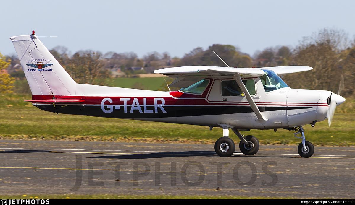 G-TALR - Cessna 152 - Leicestershire Aero Club