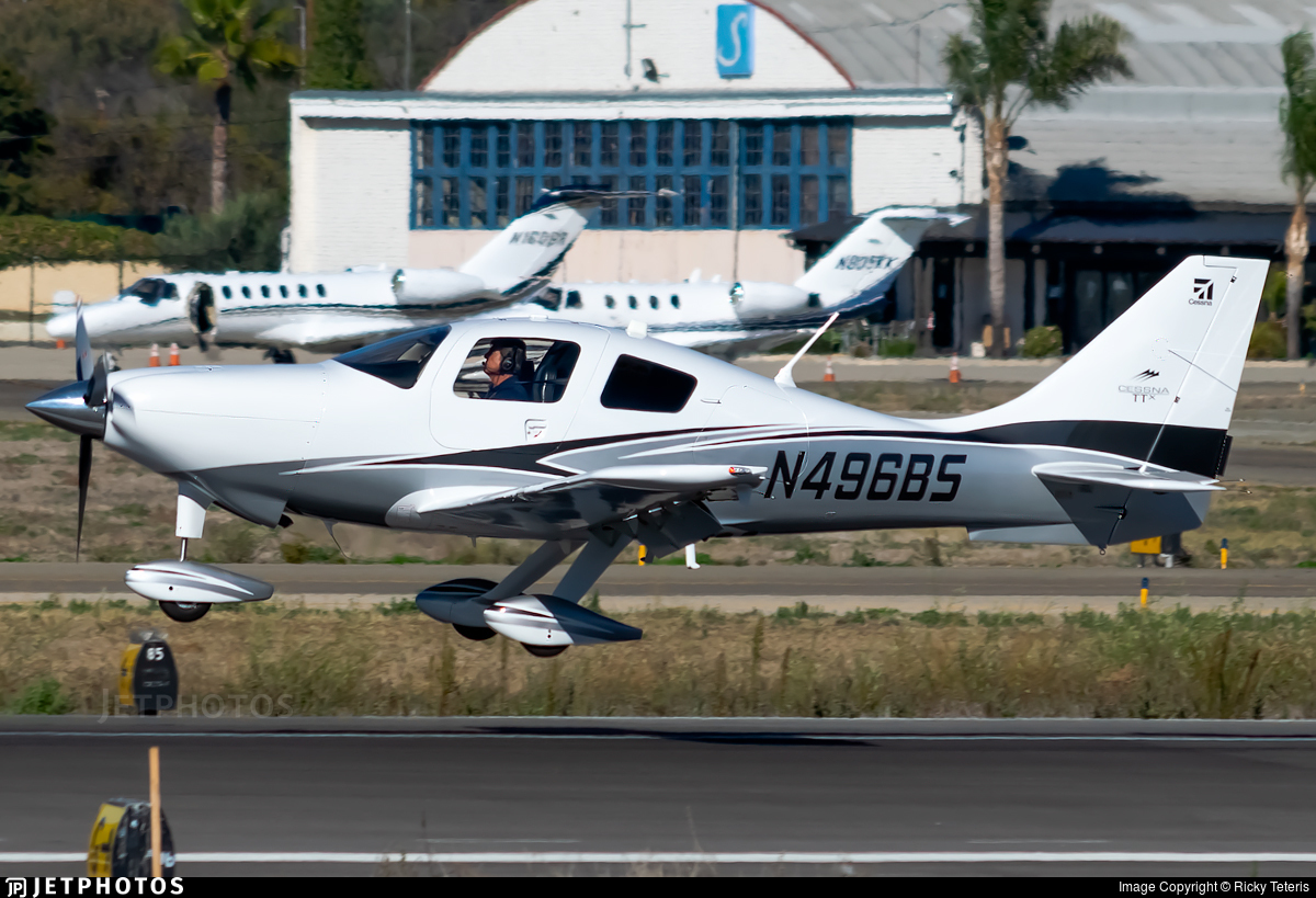 N496BS - Cessna T240 Corvalis TTX - Private