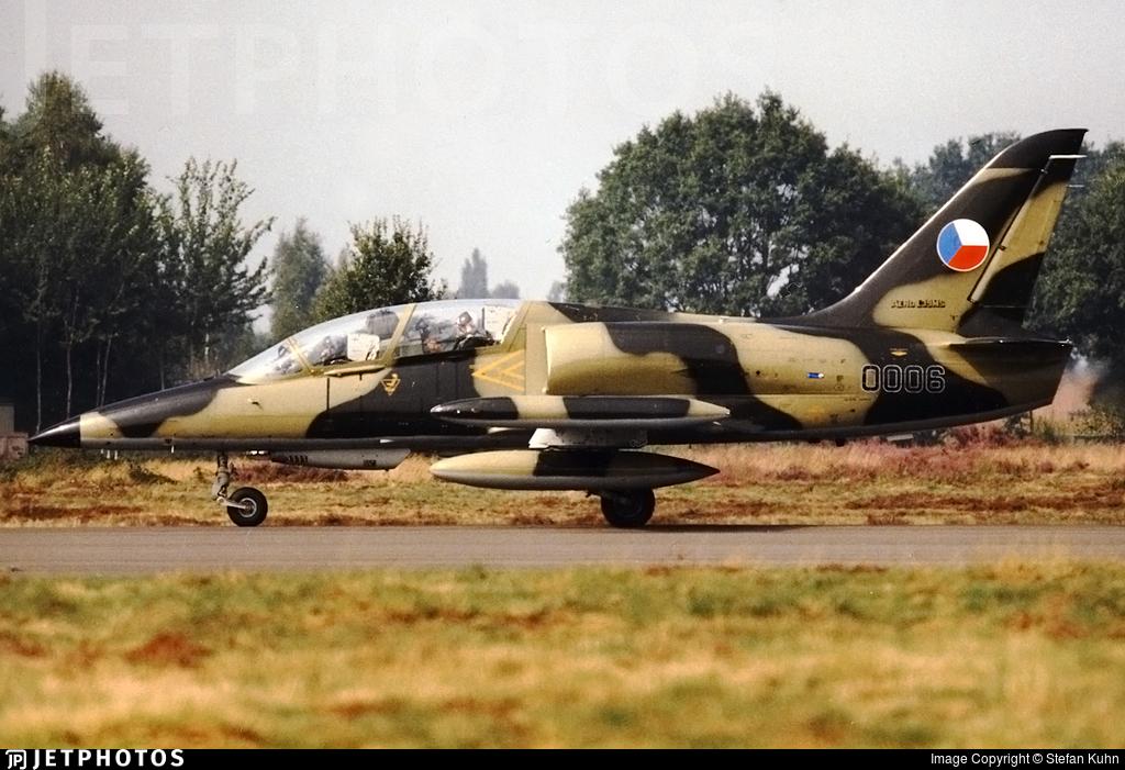 0006 - Aero L-39MS Albatros - Czech Republic - Air Force