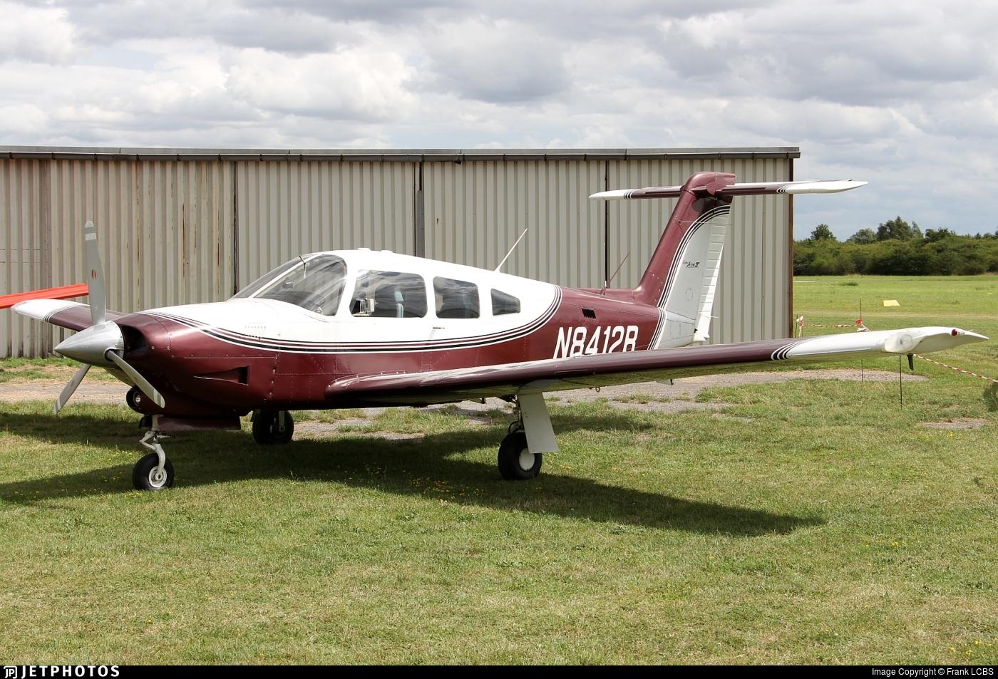 N8412B - Piper PA-28RT-201T Turbo Arrow IV - Private