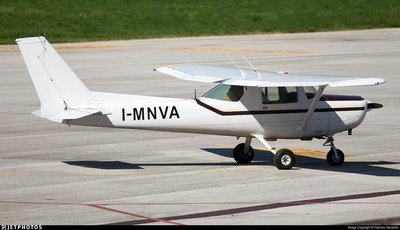 I-MNVA - Cessna 152 II - Aero Club - Marina di Massa