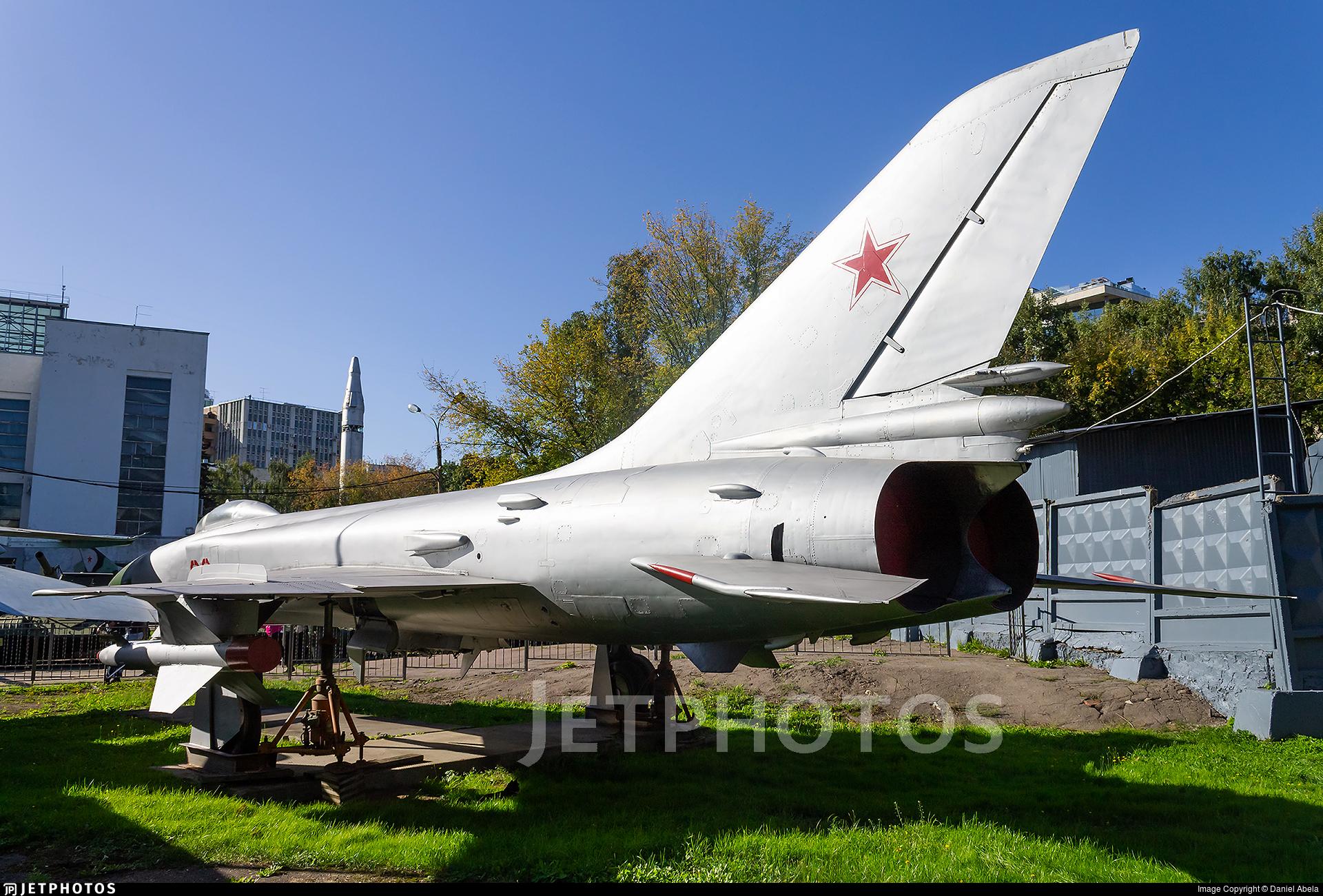 39 - Sukhoi Su-15TM Flagon - Soviet Union - Air Force