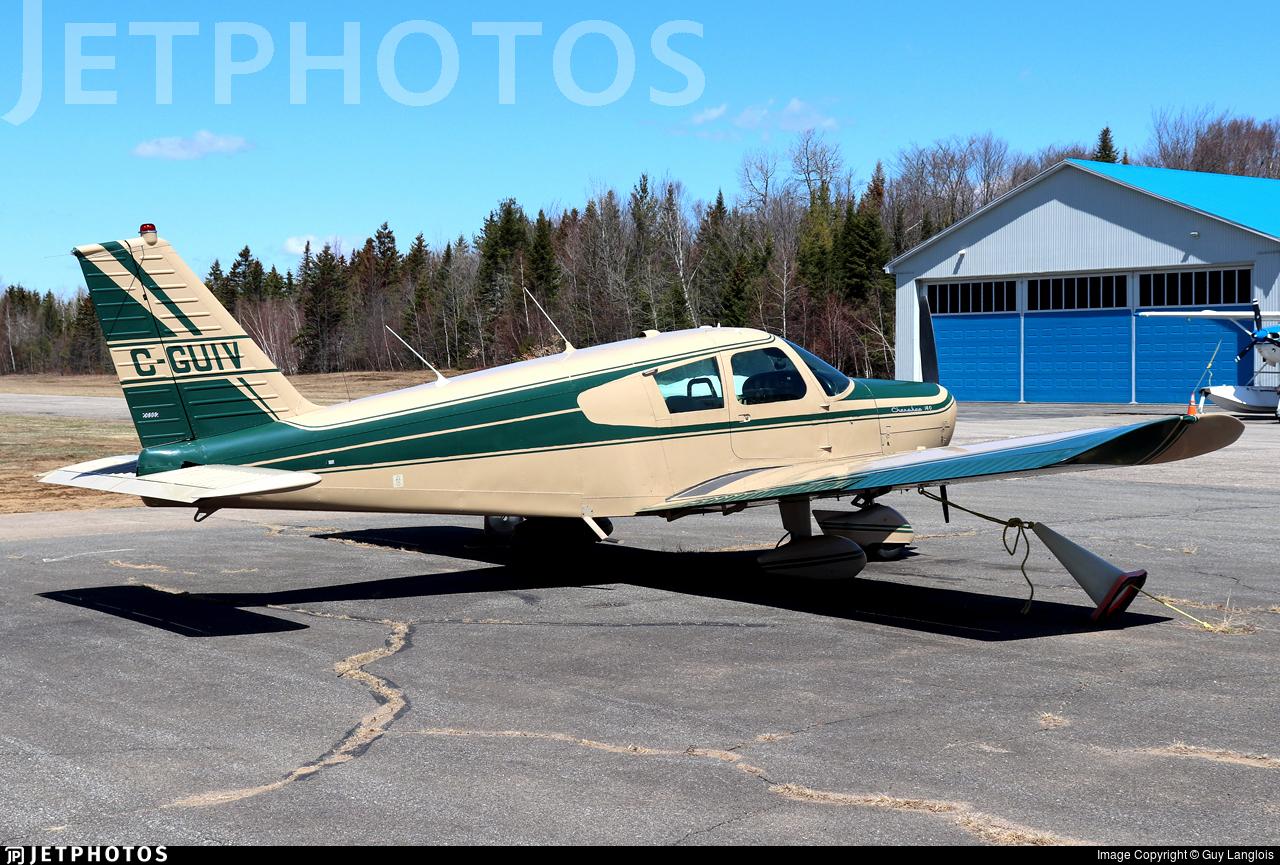 C-GUIV - Piper PA-28-140 Cherokee - Private