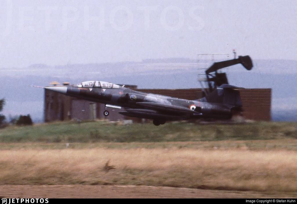 MM54254 - Lockheed TF-104G Starfighter - Italy - Air Force