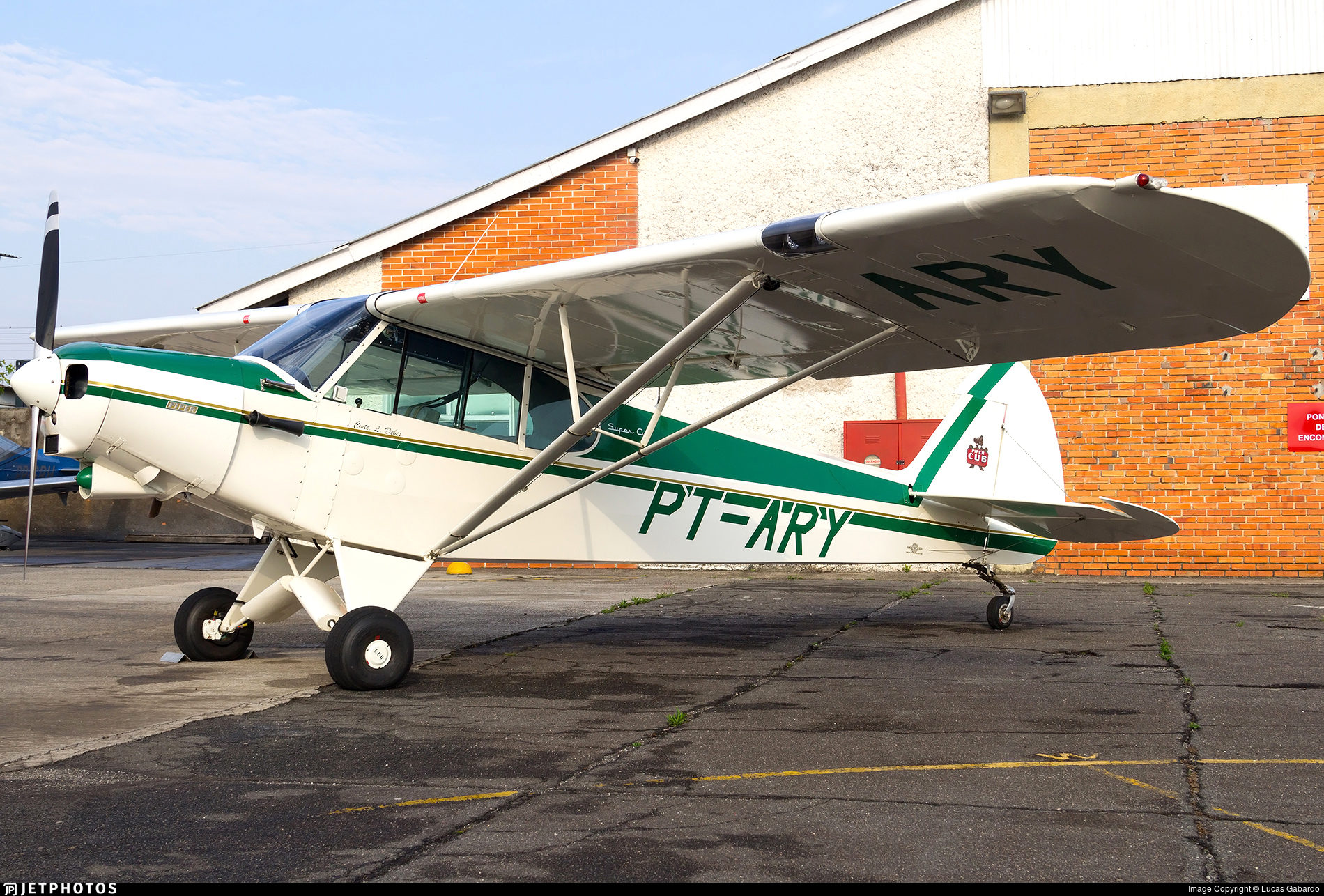 PT-ARY - Piper PA-18-135 Super Cub - Private