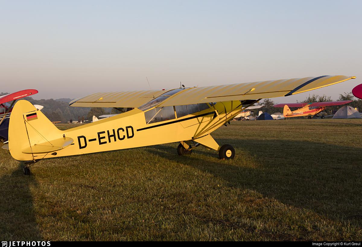 D-EHCD - Piper L-18C Super Cub - Private