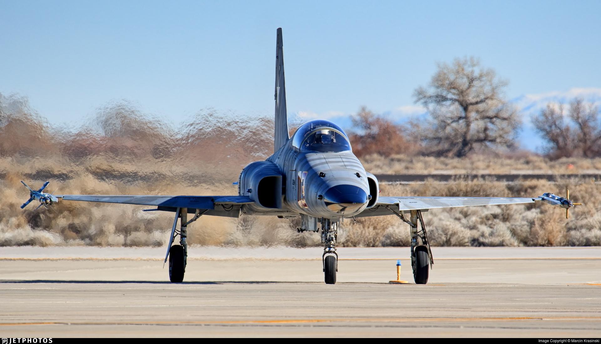 761552 - Northrop F-5N Tiger II - United States - US Navy (USN)
