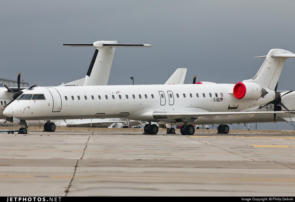 C-GLPP - Bombardier CRJ-900 - Bombardier Aerospace