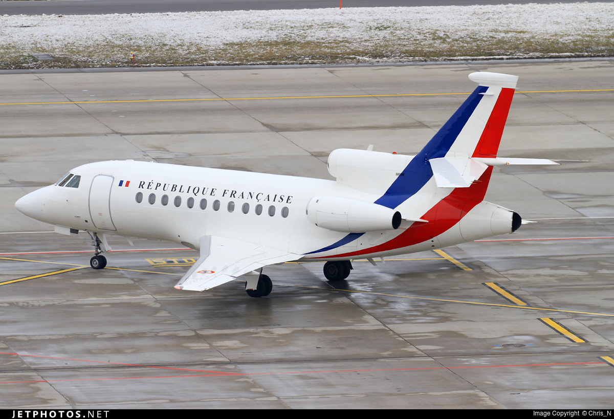 4 dassault falcon 900 france air force chris n jetphotos