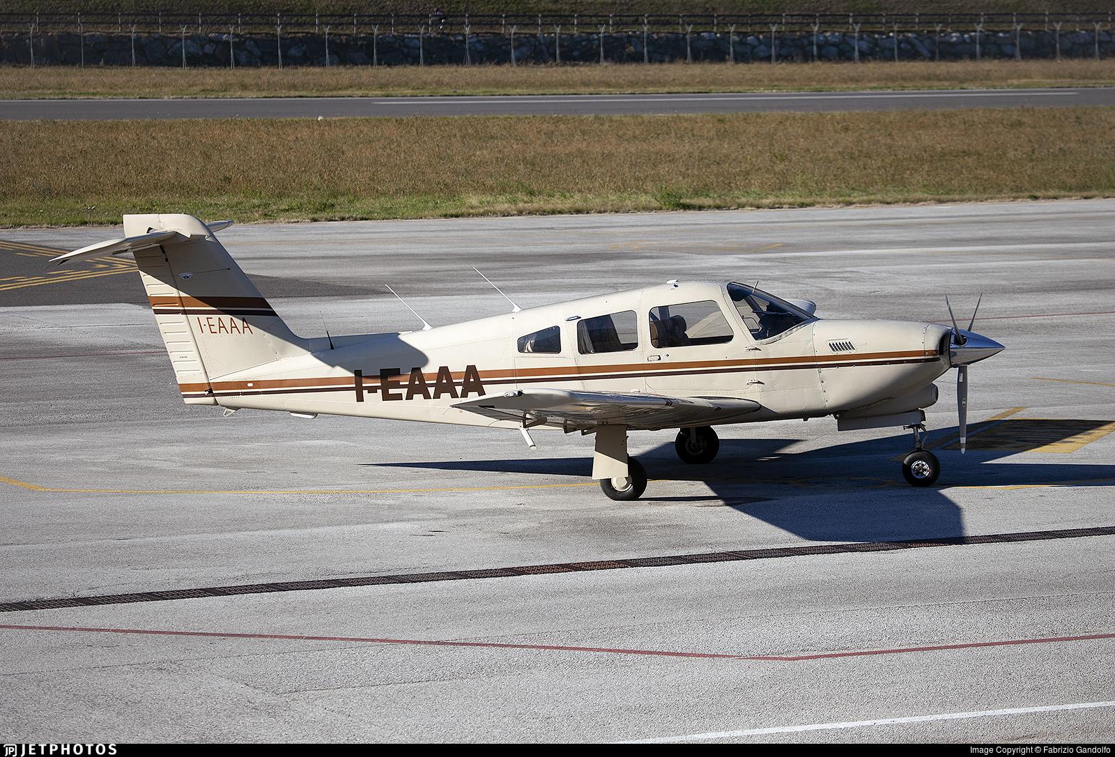 I-EAAA - Piper PA-28RT-201T Turbo Arrow IV - Private