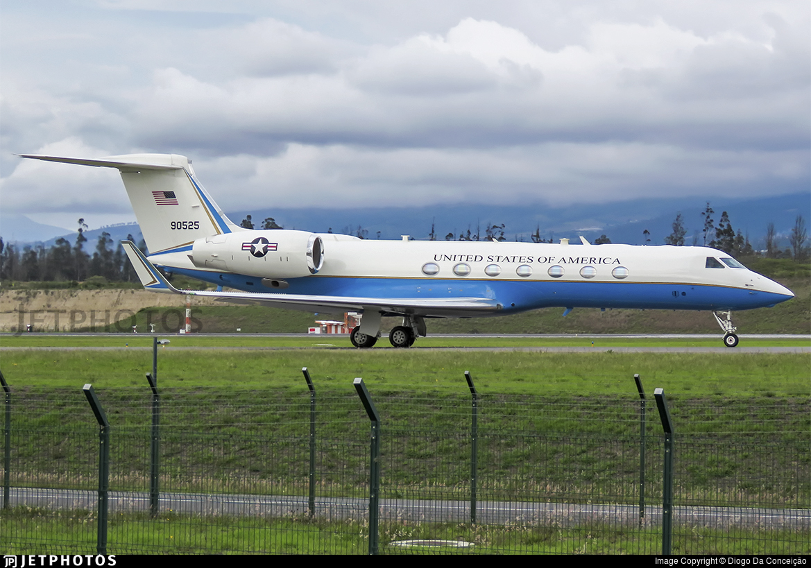 09-0525 - Gulfstream C-37B - United States - US Air Force (USAF)