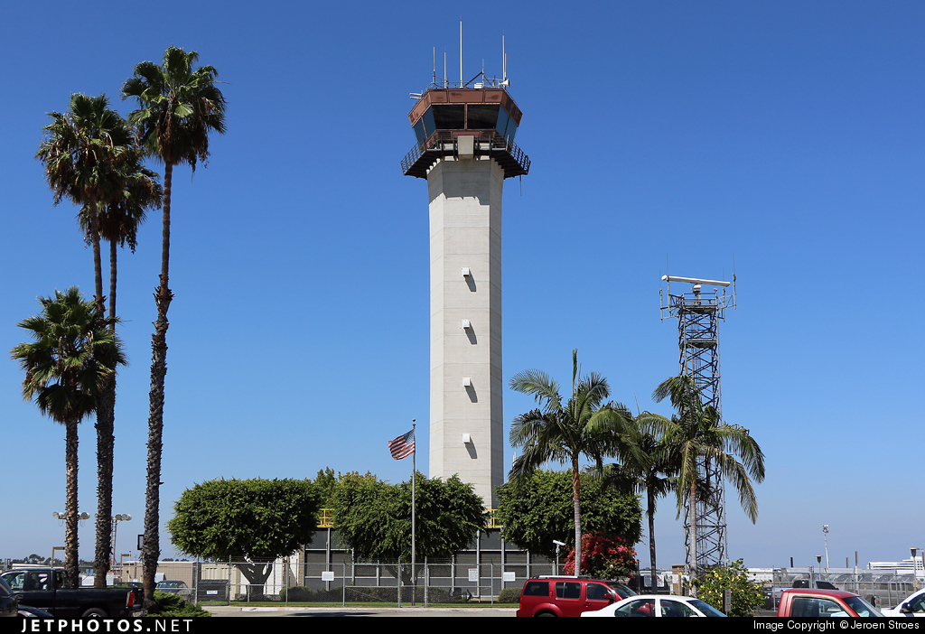 KLGB - Airport - Control Tower