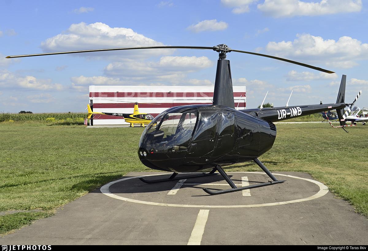 UR-IMB - Robinson R44 Raven II - Private