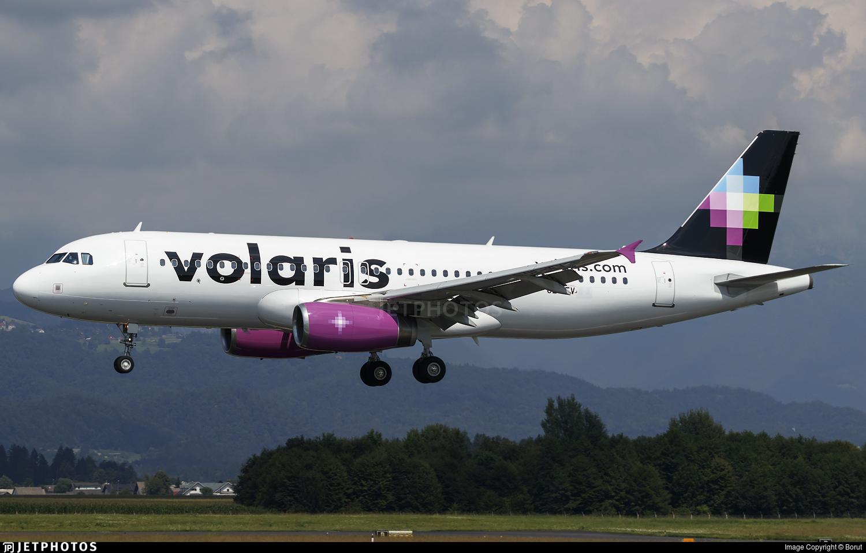 OE-IEV - Airbus A320-232 - Volaris