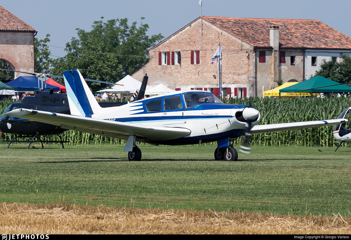 I-KOME - Piper PA-24-250 Comanche - Private