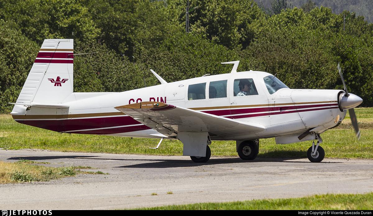 CC-PIN - Mooney M20F Executive 21 - Private