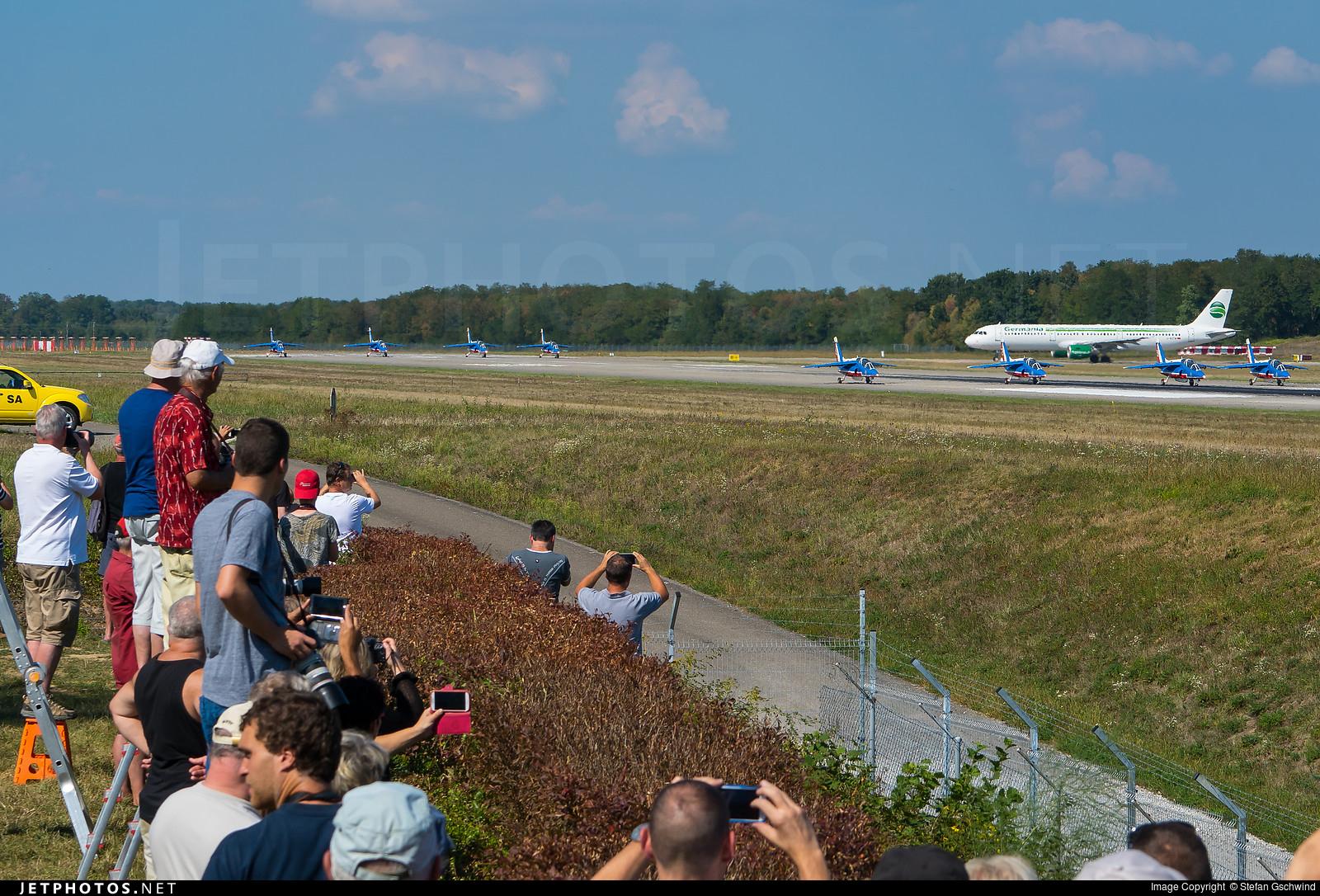 LFSB - Airport - Spotting Location