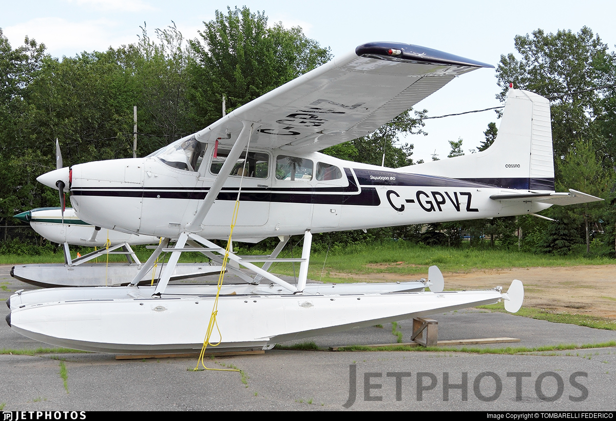 C-GPVZ - Cessna 180J Skywagon - Private