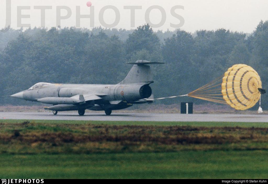 MM6875 - Lockheed F-104S ASA-M Starfighter - Italy - Air Force