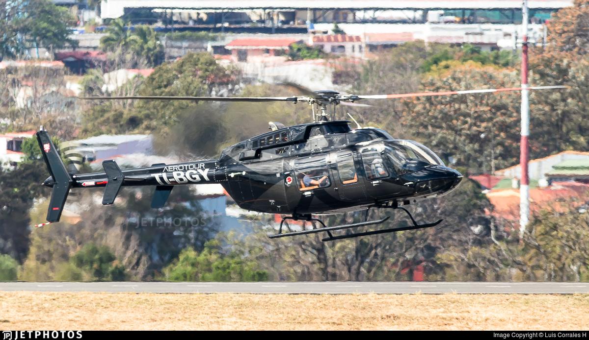 TI-BGY - Bell 407GXP - HeliJet