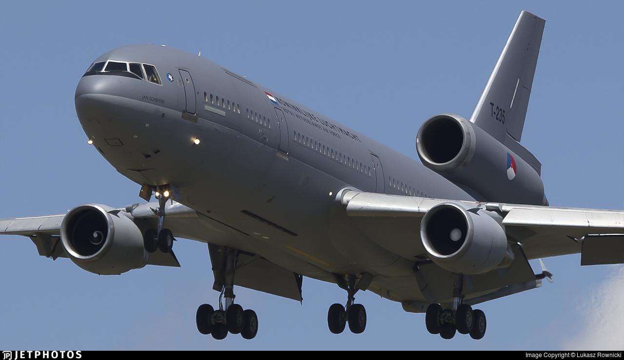 T-235 - McDonnell Douglas KDC-10-30(CF) - Netherlands - Royal Air Force