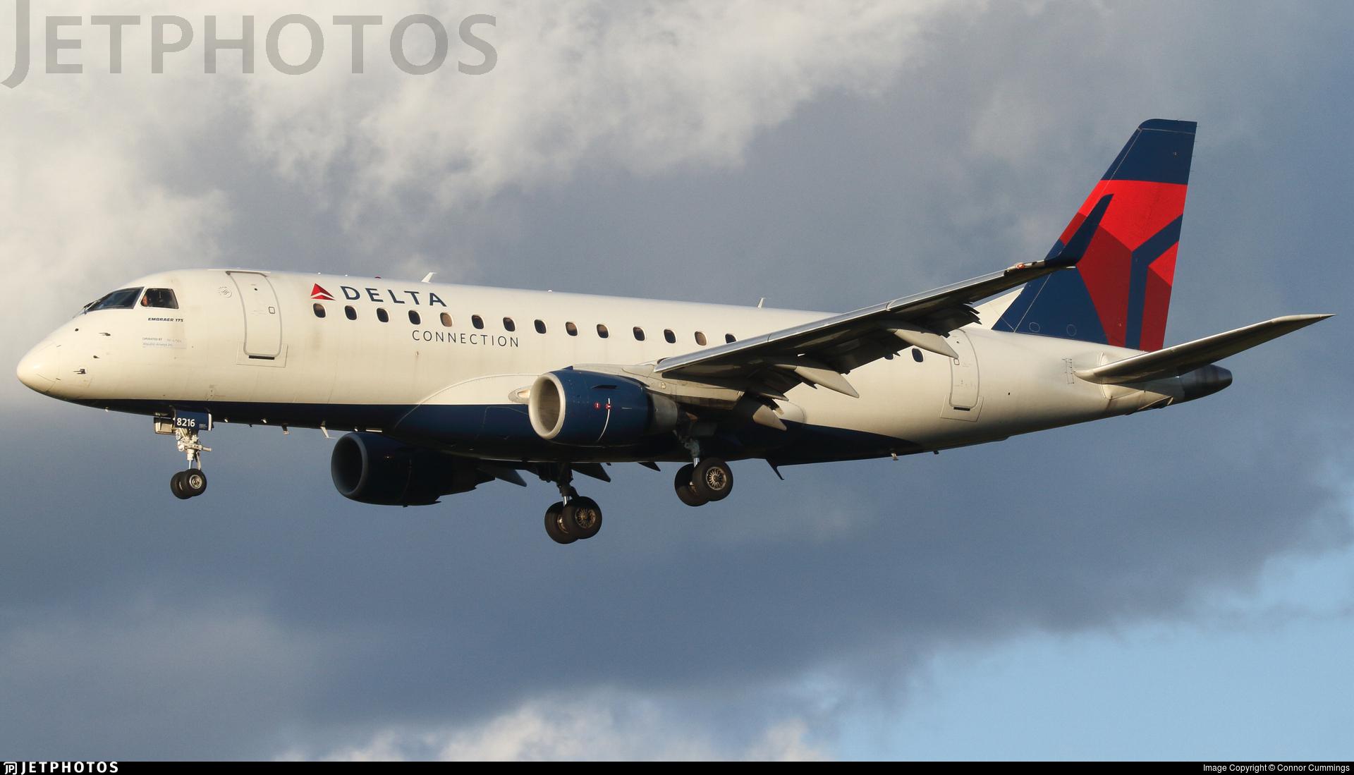 N216JQ - Embraer 170-200LR - Delta Connection (Republic Airlines)