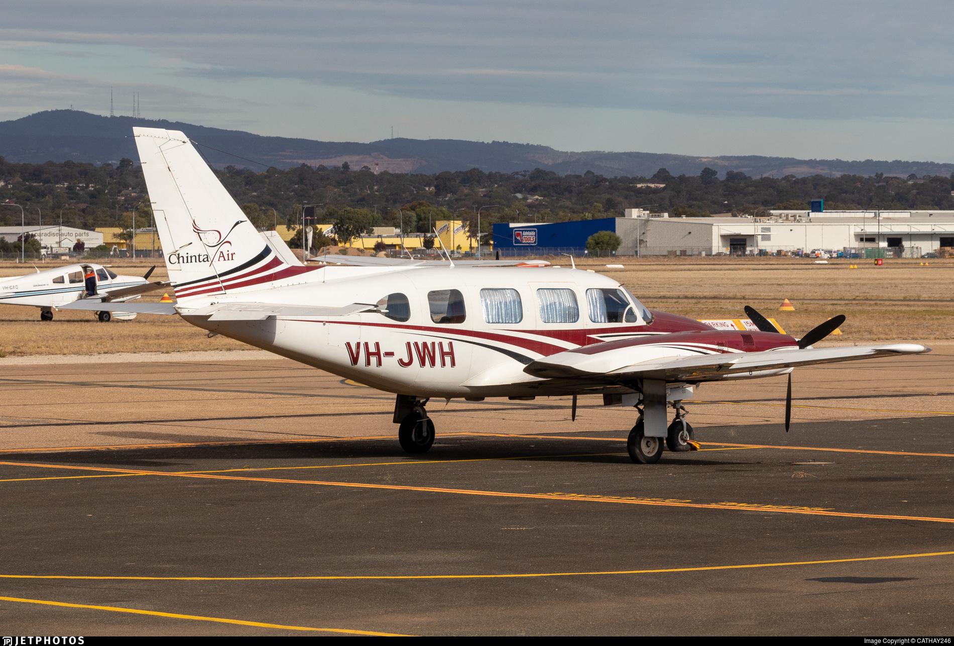 VH-JWH - Piper PA-31-310 Navajo B - Chinta Air