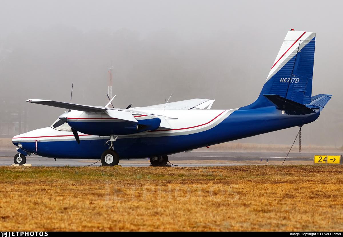N6217D - Aero Commander 680 - Private