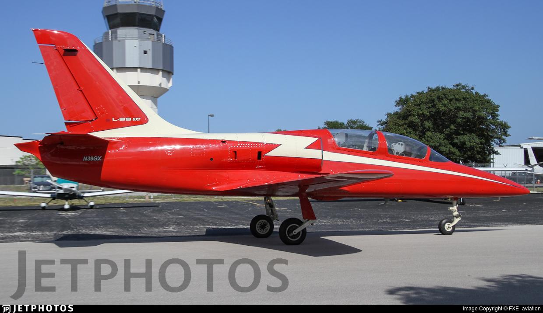N39GX - Aero L-39 Albatros - Private
